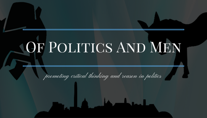 Announcing a Change in Format for Of Politics and Men