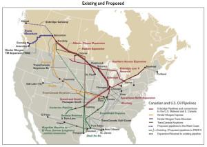 Canada-US Oil Pipelines