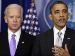 Pres. Obama and VP Biden