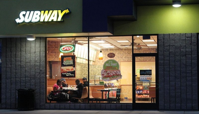 Subway in Michigan