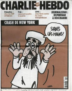 "Osama Bin Laden bragging about carrying out the attacks on New York with ""no hands."""