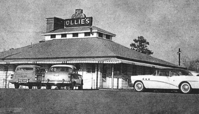Ollie's Barbeque in Birmingham, Ala.