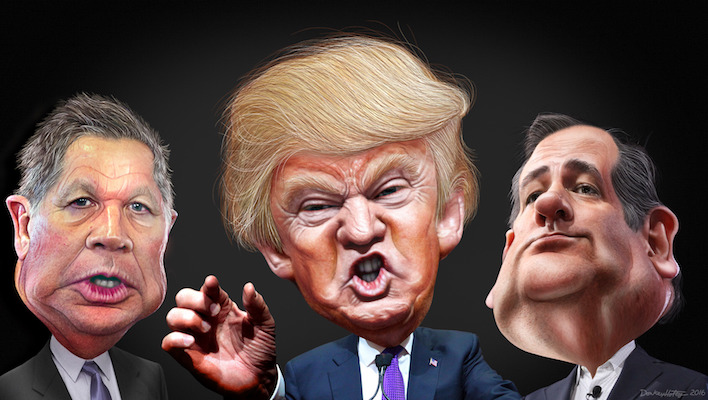 Fear and Loathing: The Radicalization of the Republican Party
