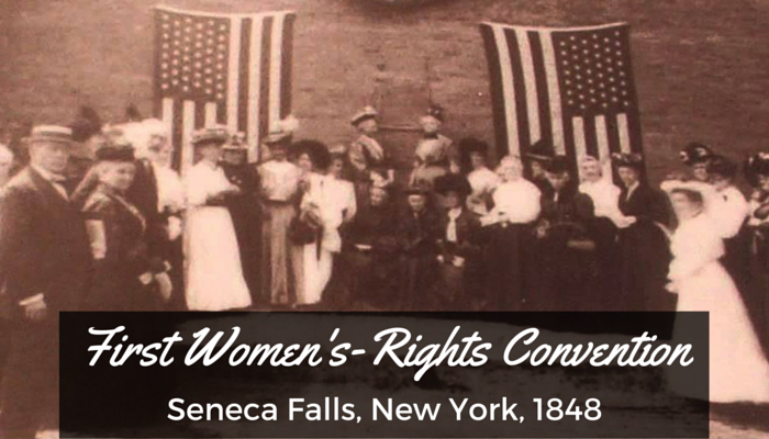 seneca falls single asian girls Tomorrow marks the 165th anniversary of the historic seneca falls convention, the first women's rights gathering to be  the fight for women's  asian voices life.