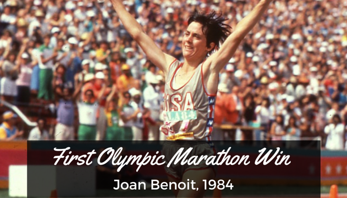 #13 Olympic Marathon