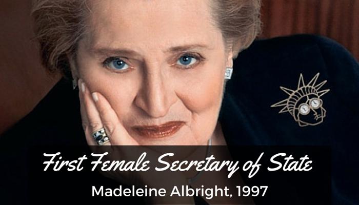 #14 Secretary of State