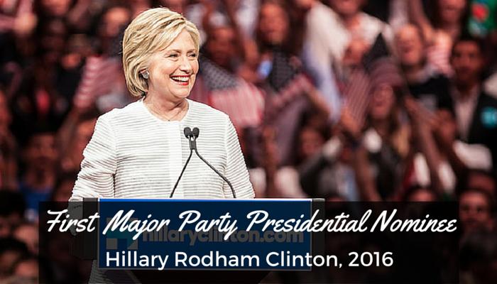#15 Presidential Nominee
