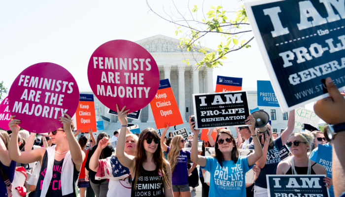 TMD: Do Abortion Laws Reduce Abortion Rates?