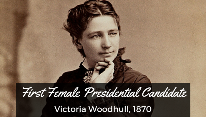 single women in woodhull Ap explains: long history of women running for president  bill barrow friday jul 29,  but woodhull's place in history comes with its own caveat.