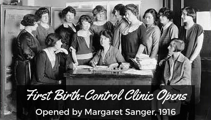 #4 Birth Control Clinic