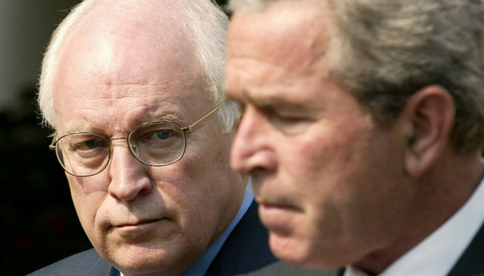 Bush-Cheney VP 2000