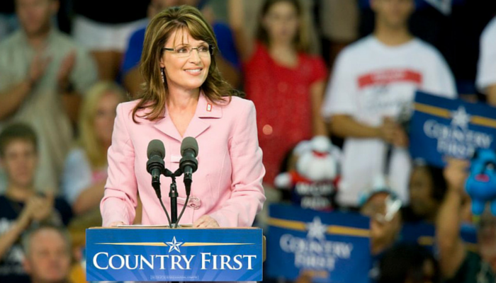 Palin-McCain 2008 VP