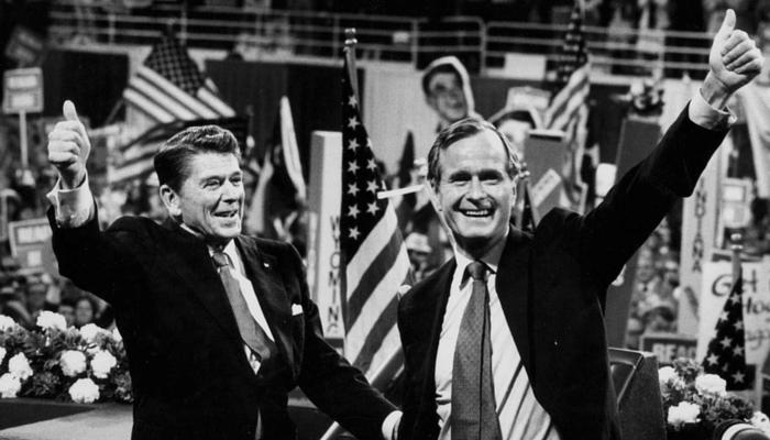 Reagan-Bush 1980 VP